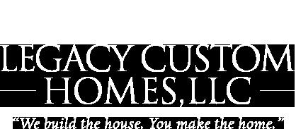 MG Legacy Custom Homes Logo